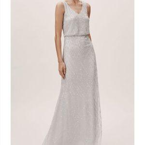 Bhldn Blaise bridesmaids dress size 10